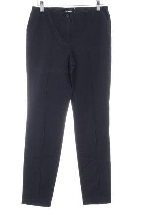 Cambio 7/8-Hose schwarz minimalistischer Stil