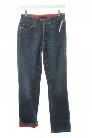 Cambio 7/8 Jeans dunkelblau Casual-Look