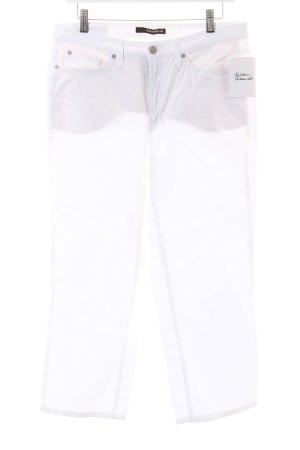 """Cambio 7/8 Jeans """"Jade short"""" weiß"""
