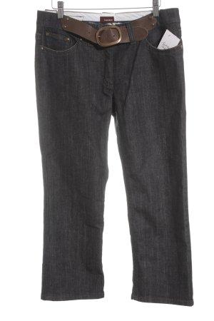"Cambio 7/8 Jeans ""Luna Short"" blau"