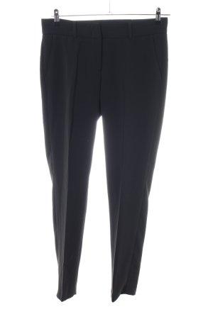 Cambio Pantalon zwart zakelijke stijl