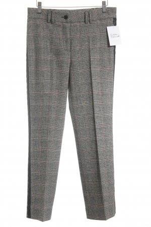 Cambio Suit Trouser houndstooth pattern business style