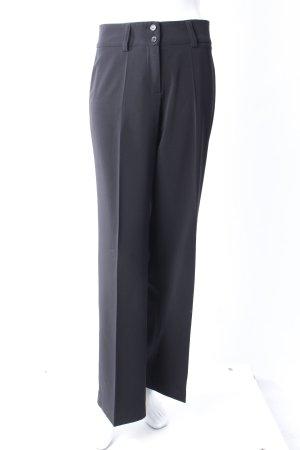 Cambio Anzughose schwarz