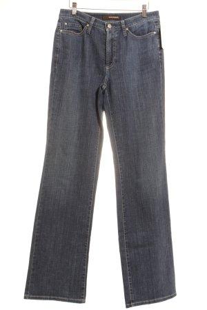 "Cambio Boot Cut Jeans ""Jade"" blau"