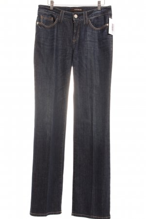 "Cambio Boot Cut Jeans ""Leona"" dunkelblau"