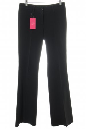 Cambio Pleated Trousers black business style