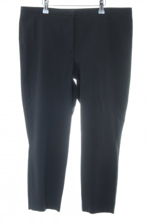 Cambio Pantalone Capri nero stile minimalista