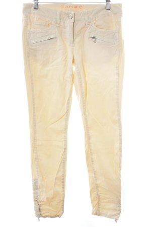 Cambio Pantalone chino albicocca stile casual