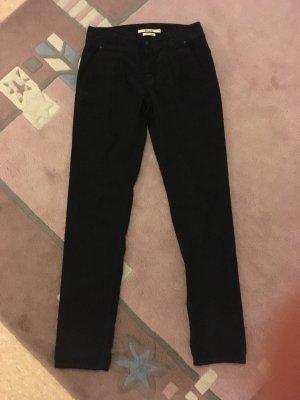 Cambio Pantalón de pana azul oscuro