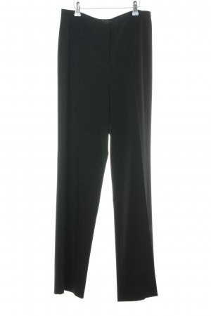Cambio Culottes schwarz Business-Look