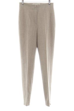 Cambio High-Waist Hose beige Elegant