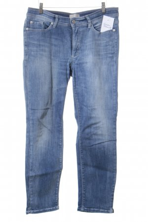 Cambio High Waist Jeans stahlblau Casual-Look