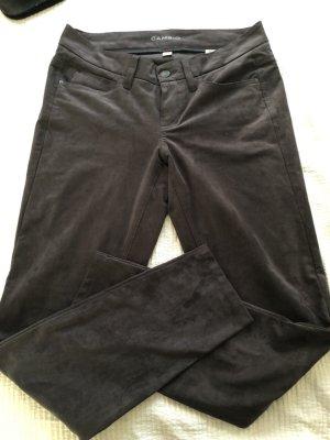 Cambio Drainpipe Trousers anthracite