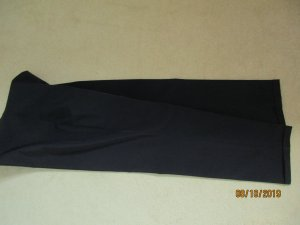 Cambio 7/8 Length Trousers black polyester