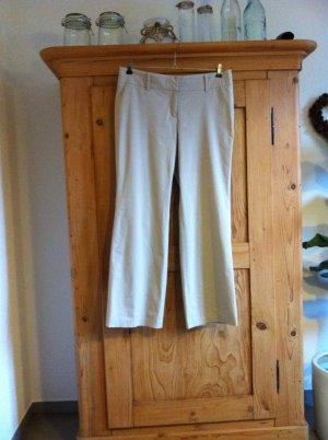 Cambio pantalón de cintura baja beige Algodón