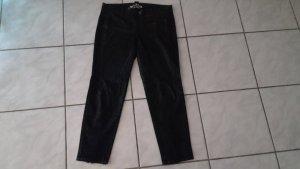 Cambio Pantalone a 7/8 nero Cotone