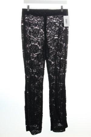 Cambio Hose schwarz extravaganter Stil