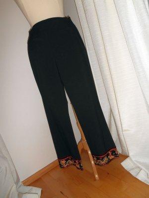 CAMBIO Hose schwarz stretch