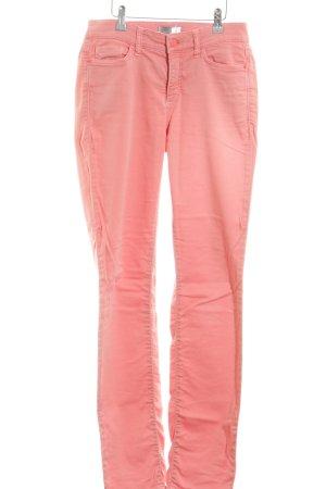 Cambio Hüfthose hellorange-pink Casual-Look