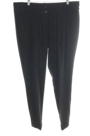Cambio Pantalone a vita bassa nero stile professionale