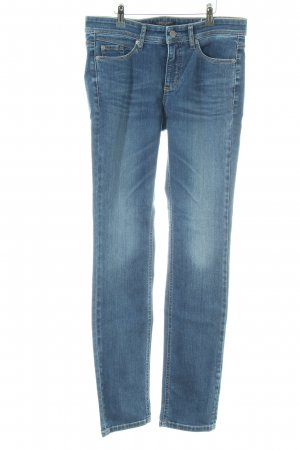 Cambio Low Rise jeans blauw casual uitstraling