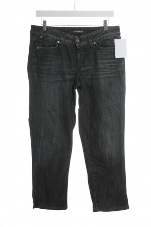 Cambio Low Rise Jeans dark blue street-fashion look