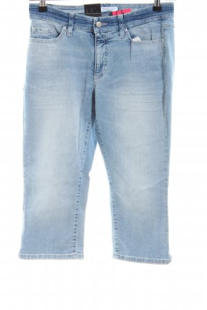 Cambio Jeans 3/4 Jeans blau Casual-Look