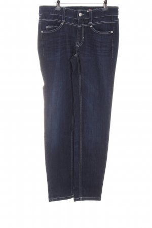 Cambio Jeans 7/8 Jeans blau Casual-Look