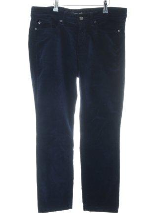 Cambio Jeans Jeans a 7/8 blu-blu scuro stile stravagante