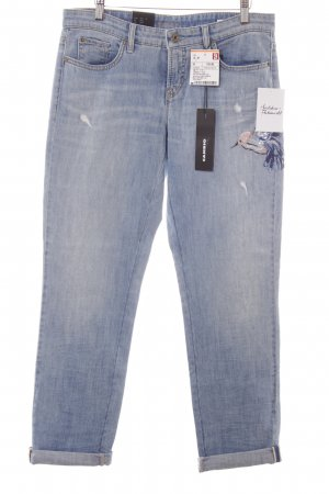 "Cambio Jeans Jeans 7/8 ""Lili"" bleu azur"