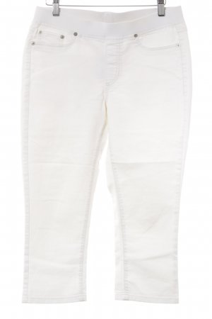 Cambio Jeans 7/8-jeans wolwit casual uitstraling
