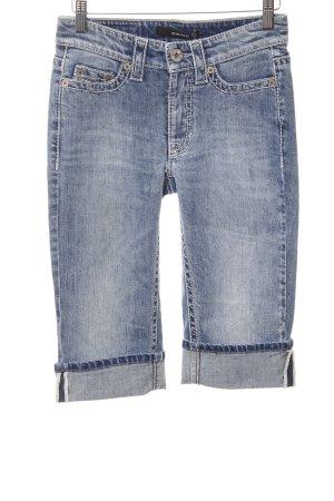 Cambio Jeans Bermudas blue casual look