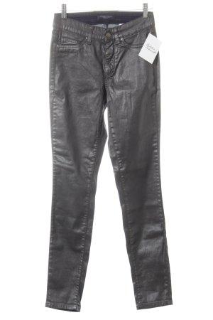 Cambio Jeans Jeans de moto noir Look de motard