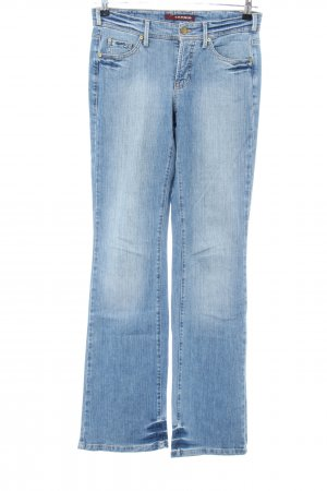Cambio Jeans Boot Cut Jeans blue casual look