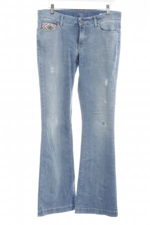 Cambio Jeans Boot Cut Jeans multicolored '90s style