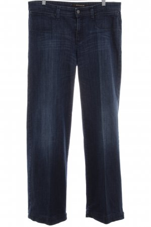 Cambio Jeans Boot Cut Jeans mehrfarbig Washed-Optik