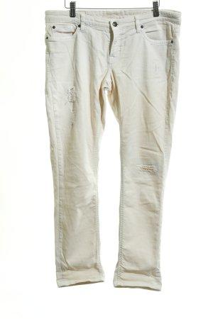 Cambio Jeans Boyfriendjeans nude Boyfriend-Look