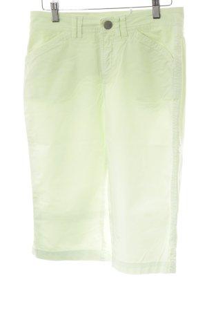 Cambio Jeans Capribroek lichtgroen casual uitstraling