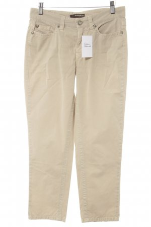 Cambio Jeans Chino beige look casual
