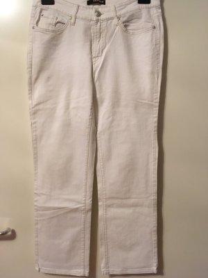 Cambio Jeans cremefarben
