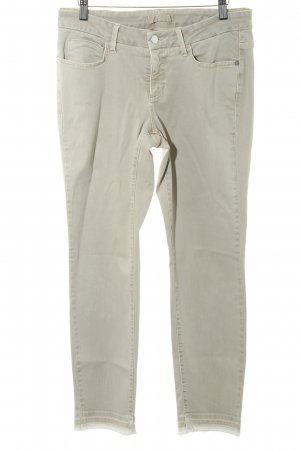 Cambio Jeans High Waist Trousers beige casual look