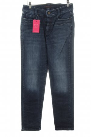Cambio Jeans High Waist Jeans blau Casual-Look