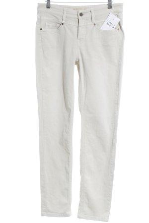 Cambio Jeans High Waist Jeans hellbeige klassischer Stil