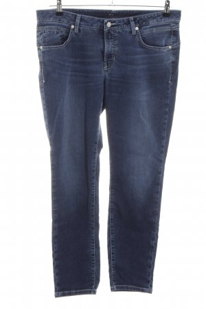 Cambio Jeans Jeans a carota blu stile casual