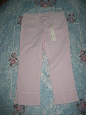 Cambio 7/8-jeans lichtroze