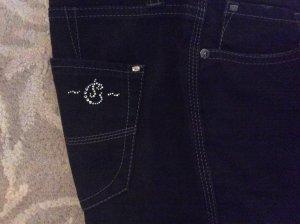 Cambio Jeans mit Swarowski Kristallen