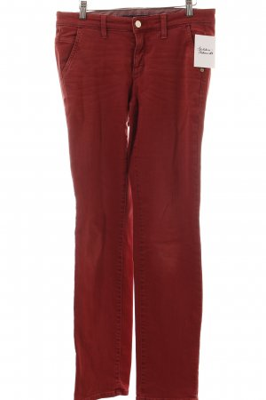Cambio Jeans rot Casual-Look