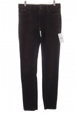 Cambio Jeans schwarzbraun Jeans-Optik