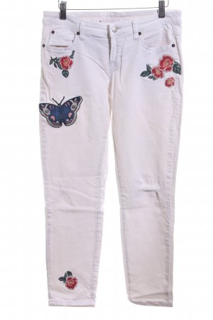 Cambio Jeans Skinny Jeans mehrfarbig Casual-Look