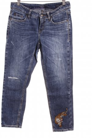 Cambio Jeans Jeans skinny blu look pulito